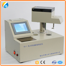 manufacturer Petroleum products automatic water-soluble acid value tester high quality