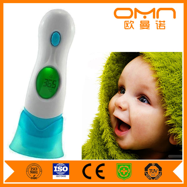 4 in 1 Ear Thermometer IR Infra-Red Digital LCD Temperature Thermometer for Health Care