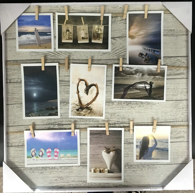 Excellent photo display hanging picture frame show the sweetest of your family