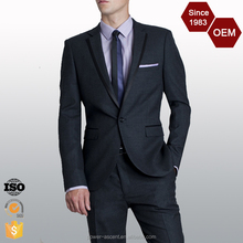 Slim Fit Latest Design One Button Suits For Men