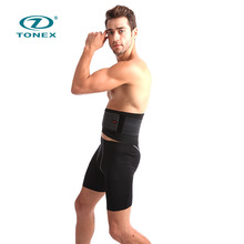 Wholesale good quality protective sports safety waist back support band belt