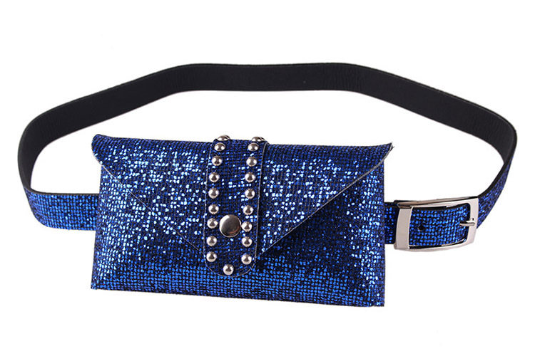 Elegant top quality shine bright like a diamond fanny pack for party