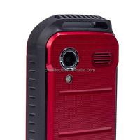 3 SIM Card Mobile Phones 2.4inch Bar China Cheap Mobile Phone ADMET K5000 Power Bank Mobile Phone 5000mAh Monster Battery