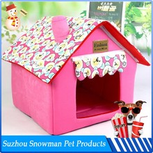 Factory Direct Sale Cheap Plush dog house for sale by owner