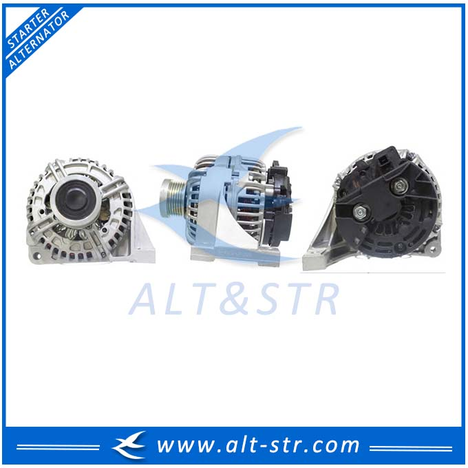 ALTERNATOR FOR Volvo (BOSCH Version) 8601841-0, 0124515019, Lester: 13801