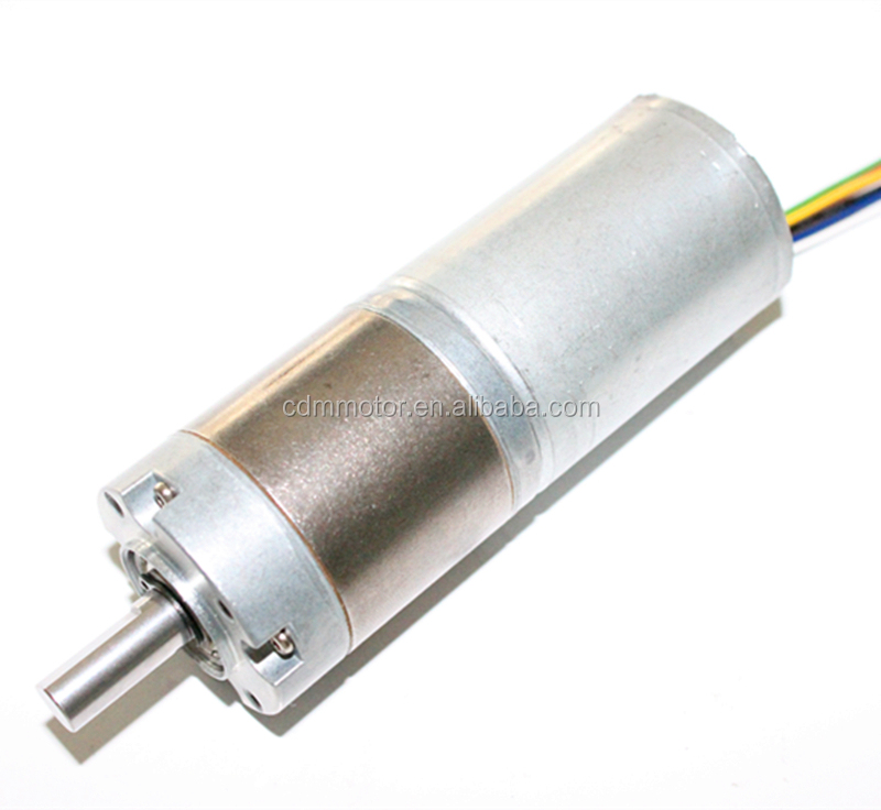 12 volt low speed high torque mini gear motor with medical
