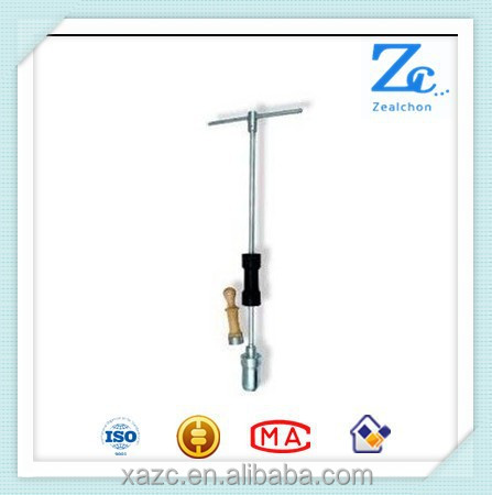 hand soil core sampler,soil sample auger