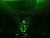 Stage performance wear dress Electroluminescent EL neon light wire