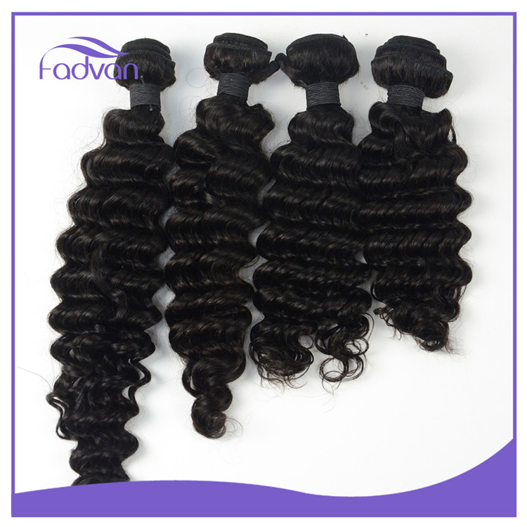 Top Grade 7a 8a 9a Unprocessed Soft Remy brazilian virgin single weft hair extensions