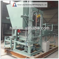 Competitive price concrete paving brick making machine with stable performance