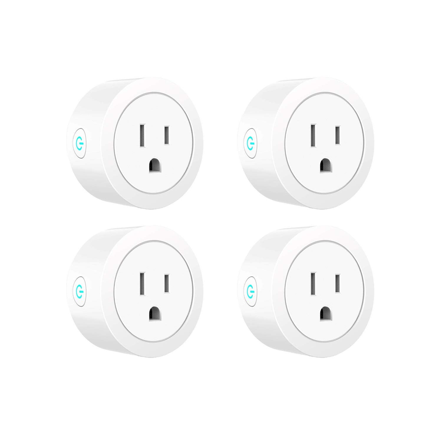 Tuya Mini Wifi Smart Plug Wifi Smart Socket Outlet