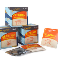 Factory price good electric guitar strings(PA-E50)