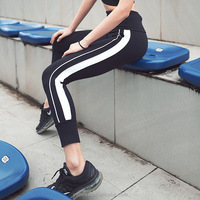 Wholesale Top Quality apparel Stretched Sport Leggings Yoga Clothing fitness workout pants women