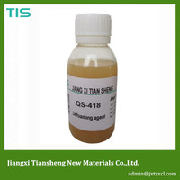 Mineral oil Control foam agent for Mastic coating Elastic rough coatings high grade putty QS-418