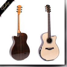 Finlay FG-A95C 40 inch wholesale high end solid top musical instruments acoustic guitar