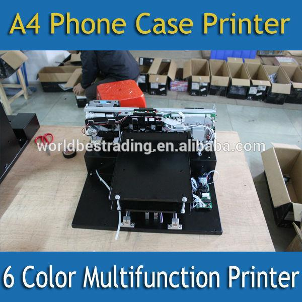 Factory Supply Best Quality Best Price-Smart Phone Case Printer Flatbed Phone Case Printer