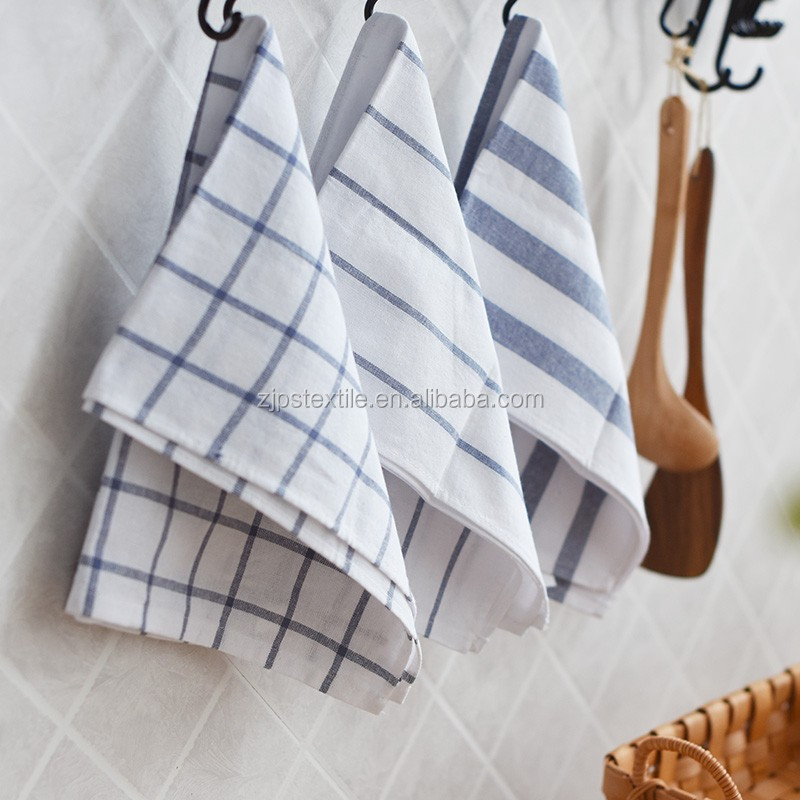 classic Cotton Tea Towel Cotton Kitchen Towel Printed Towel Dish Towel
