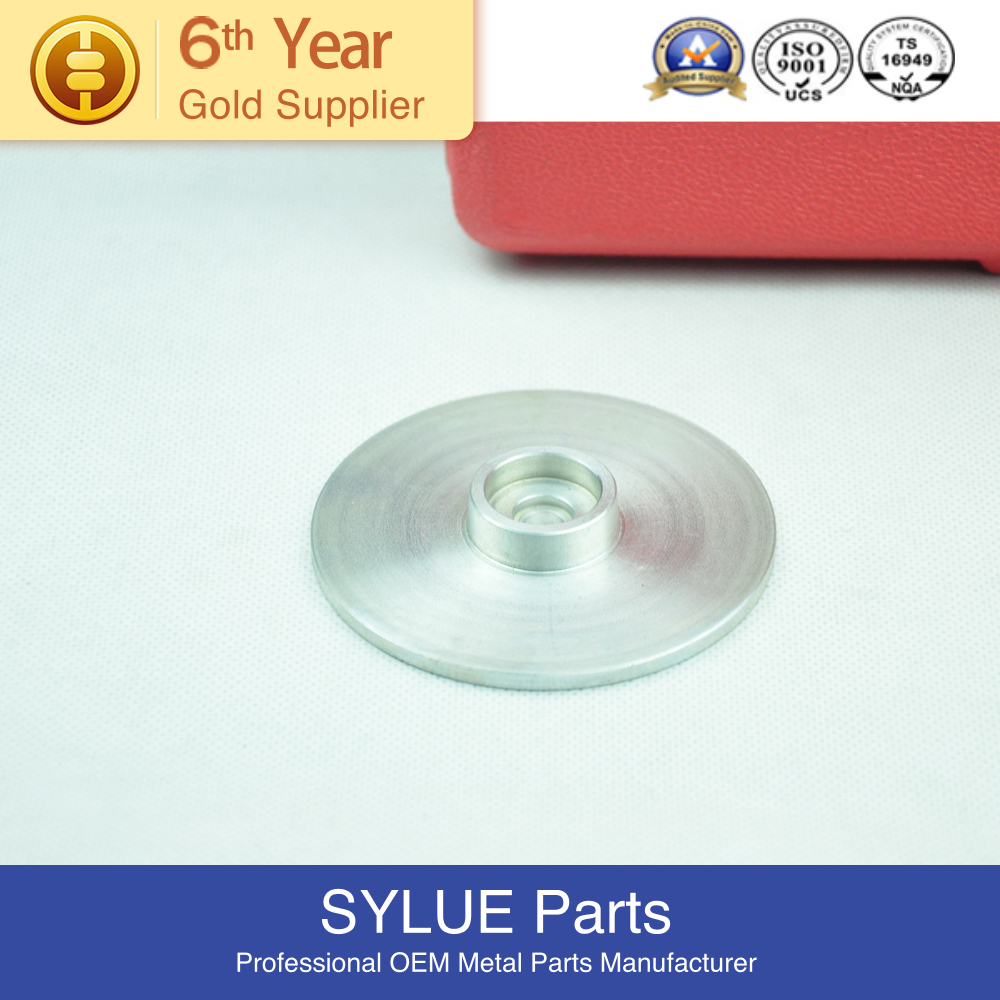 Ningbo High Precision ryobi printing machine spare parts For resin sand casting With ISO9001:2008