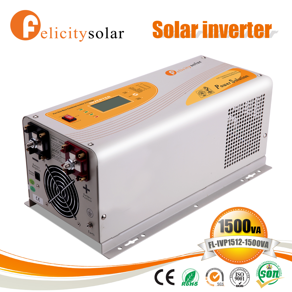 CE Certificated power inverter 1000 va with long-term service