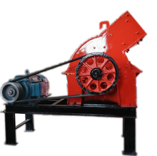 High Efficient Coal Limestone Mobile Hammer Crusher Portable Hammer Mill For Sale
