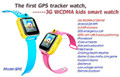 2017 high quality smart watch kids 3g Wifi touch screen gps kids smart watch q90
