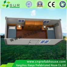 hotel environmental and economic/modular/container home/family type container house