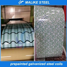 various types pattern roofing sheet building materials
