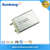 3.7V nominal voltage 1000mah rechargeable polymer li-ion battery cell