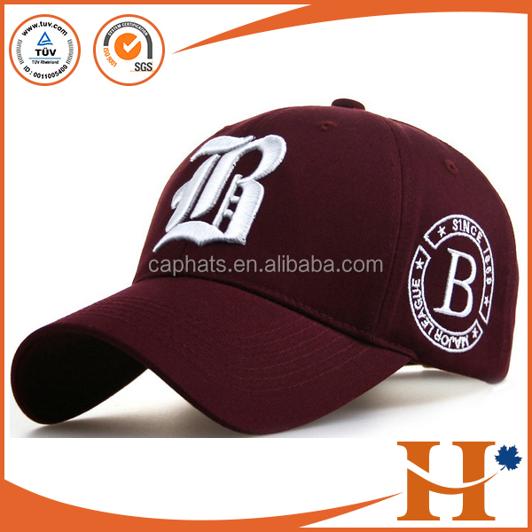 hot custom 6 panel plain distressed suede baseball cap 3d embroidery logo