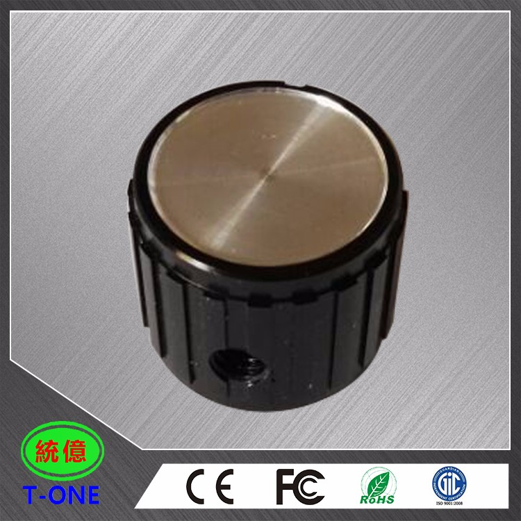 OEM machinery equipment parts potentiometer thermostat knob