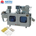DPB-140B-I Automatic Checking Gmp AL-Plastic And AL-AL Pharmaceutical Blister Packing Machine