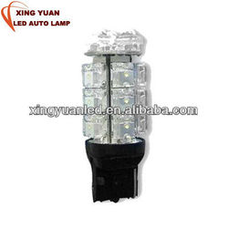 Wedge Socket Car/Auto Turn Signal Light Bulb/Brake Light 7440/7443 3156/3157 SMD T25/T20 White/Yellow/Amber/Red