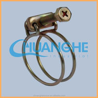elastic railway tension spring clamps