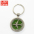 Turbo Keyring Manufacturer Custom 3D Metal Turbocharger Turbo Keychain Key Chain
