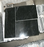 Customized Marble Products Black+Yellow Toothbrush Canister black white marble tile