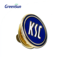 Zhejiang manufactory Best sell silver metal emblem can write name label