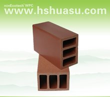Hohecotech wpc post/ wpc railing building materials
