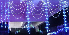 12mm auto color change rgb led pixel string christmas tree decoration