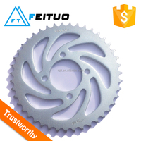 motorcycle chain and sprocket set for SATRIA 150 43T