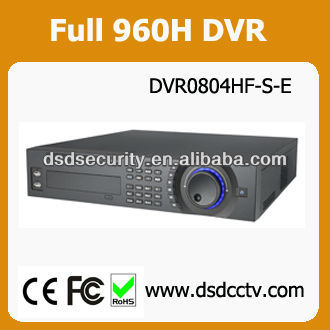 h264 DVR Player DVR0804HF-S-E