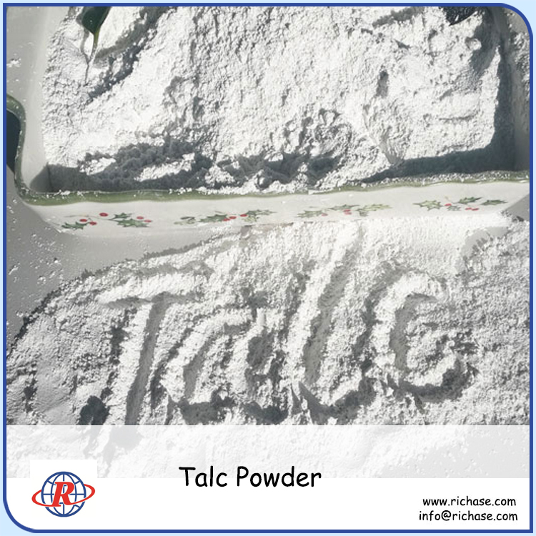 1250 Mesh French Chalk , Sale Industrial Use High Purity Talc Powder