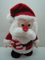 Santa Clause stuffed christmas plush toy on sale
