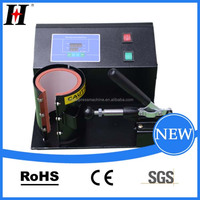 QX-A8-A Hand control Mug heat press machine for special pictures magic mug machine