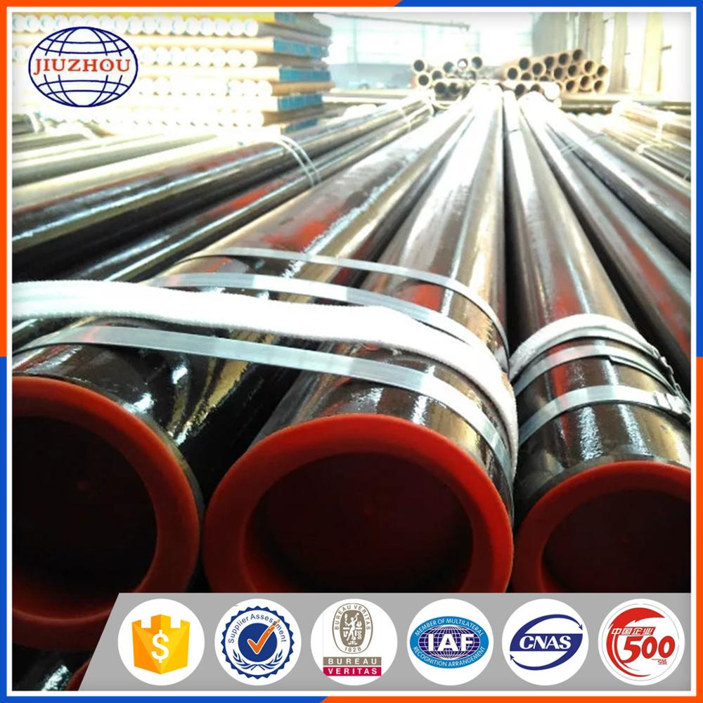 Supply After Sale Services Competitive Price 1 Inch Carbon Seamless Steel Pipe Dimensions