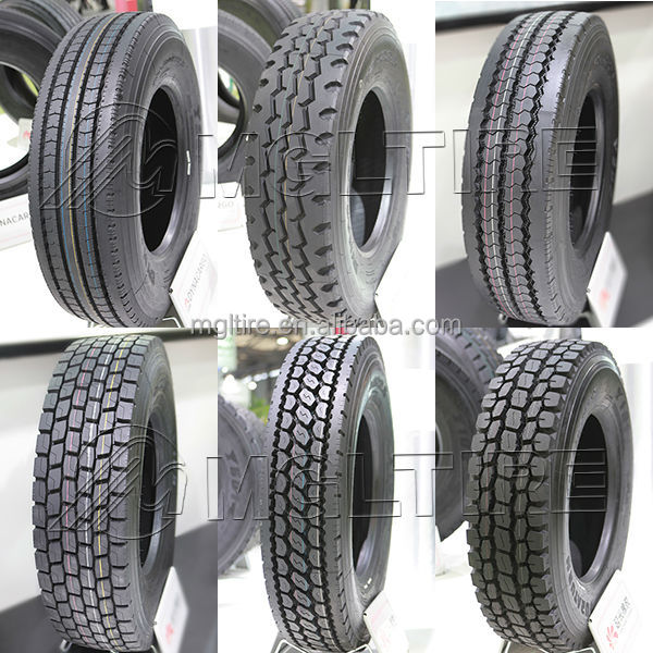 Double coin quality truck tire 11R22.5 295/75R22.5 11R24.5 285/75R24.5