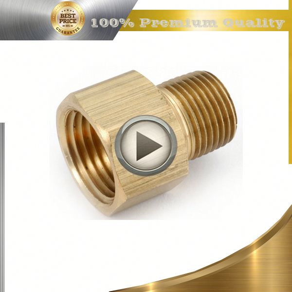 brass mechanical coupling pipe joint