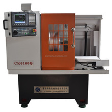 CK6160Q alloy wheel repair cnc lathe making machine
