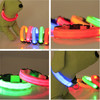 QQPET Wonderful led pet light led collar light led flash dog collar