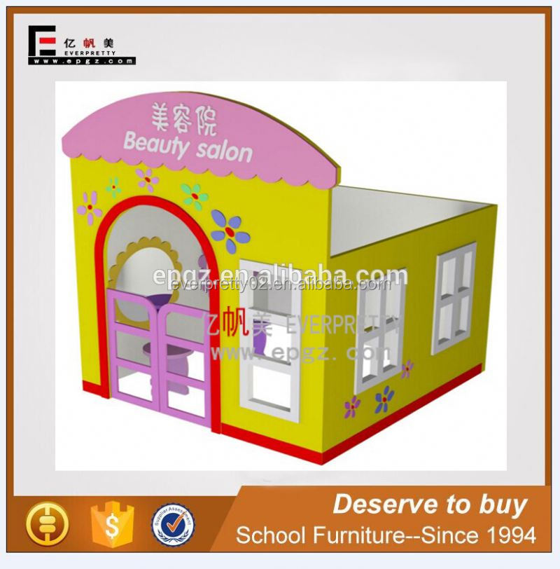 Kids Play Room Furniture, Play School Furniture, Small Wood Houses