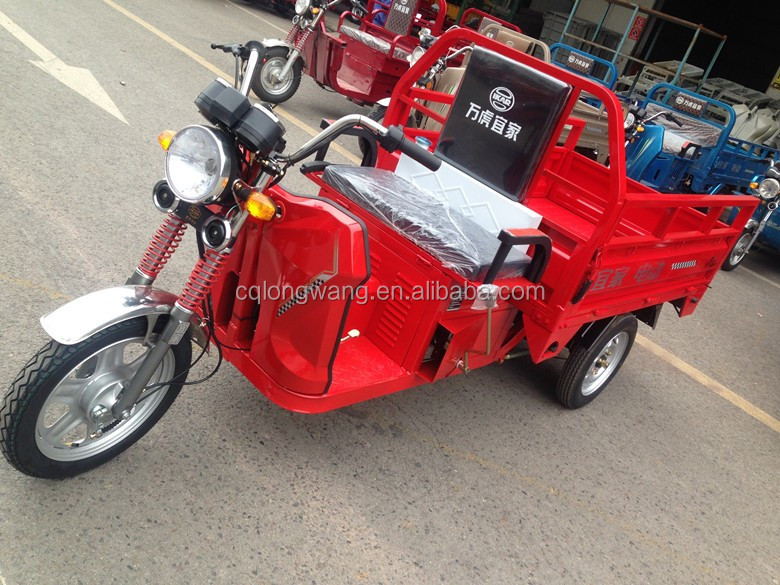 Taxi bajaj tricycle for Asian market; electric rickshaw/trike/tuk tuk/pedicab